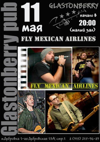 Fly Mexican Airlines